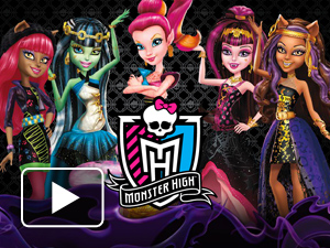 Monster High Scaris paraváros teljes mesefilm