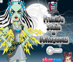 Frankie Stein as Voltageous Monster high játék