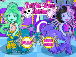 Fright Mare Babies Monster high játék